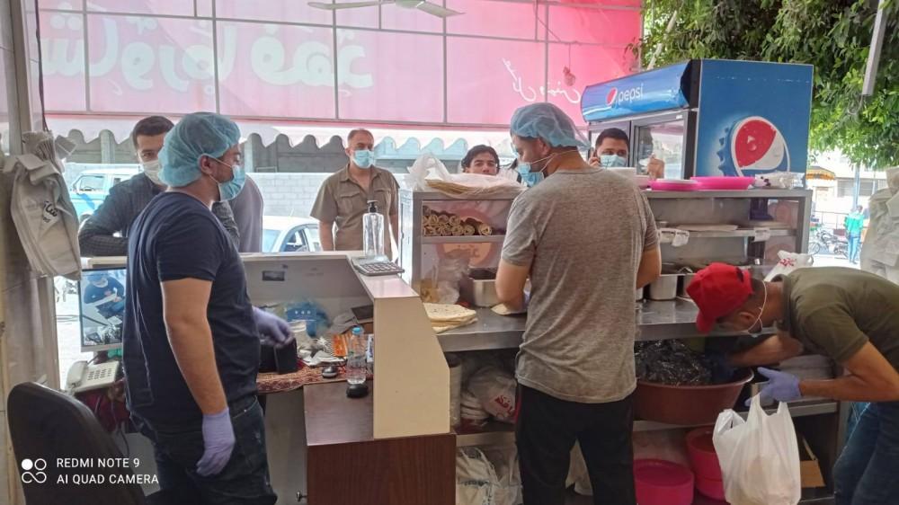 وزارة السياحة تنفذ جولة تفقدية على المطاعم السياحية بمحافظة غزة