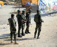 وزارة الداخلية بغزة تخرج دورة تأهيل ضباط الـ 12 فوج