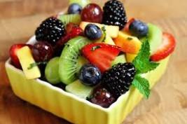 اقطف السعادة من حبات الفاكهة والخضار