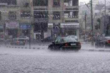 الطقس: عودة الأمطار إلى فلسطين ابتداءً من الغد