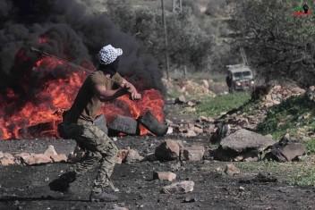 عشرات الإصابات في الجمعة التاسعة لـ#انتفاضة_القدس