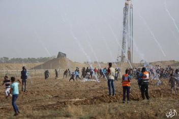 غزة تستعد للمشاركة في الجمعة الـ48 لمسيرة العودة