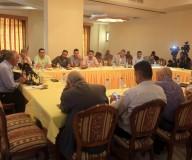 وزارة الإعلام تنظم لقاء لنخب وإعلاميين بعنوان