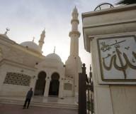 الأجواء الرمضانية في مسجد الحساينة تصوير: عطية درويش