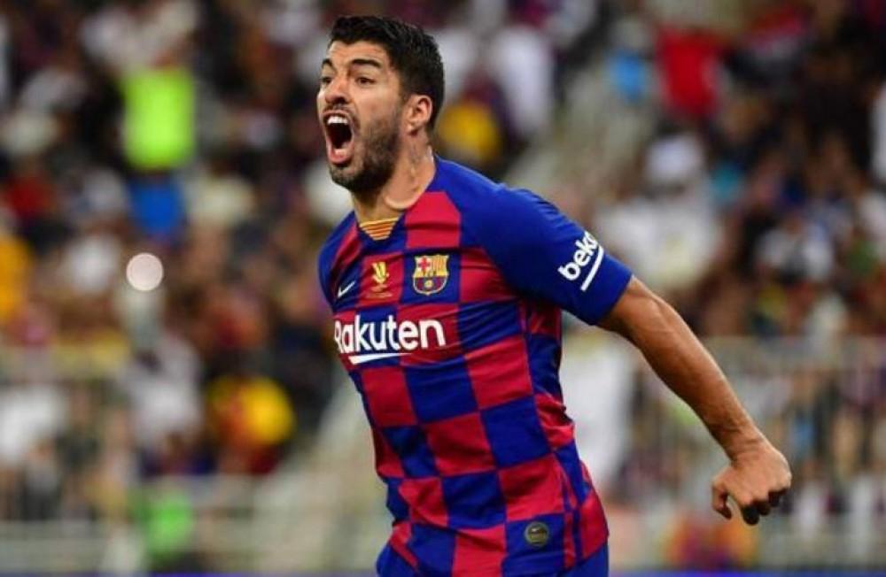 سواريز ينضم رسميا لأتليتيكو مدريد