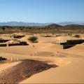 عُمانيون يسعون لإعادة قرية طمستها الرمال قبل 30 عاما