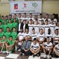 فلسطين تُدشّن النسخة الأولى من بطولة غرب آسيا الكروية للشباب