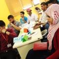 المركز الثقافى يفتتح دورة تدريبية حول القيادة الاعلامية