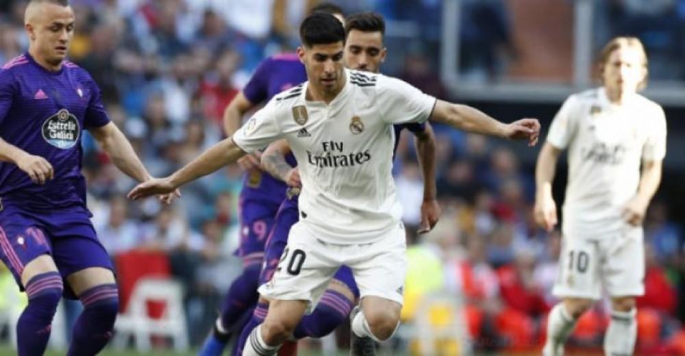 ريال مدريد يضرب سيلتا فيجو بثنائية في ليلة عودة زيدان