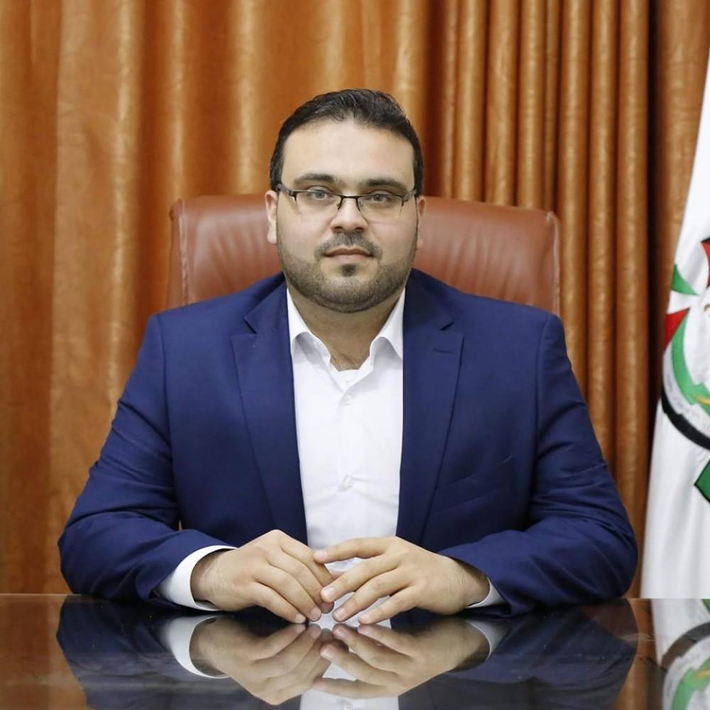 الناطق باسم حماس حازم قاسم