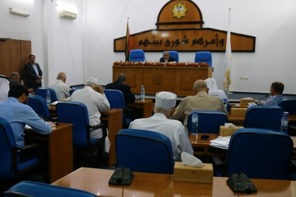 المجلس التشريعي يعتمد الهيكلية المعدلة لهيكلية ديوان الرقابة المالية والإدارية
