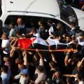 تشييع جثمان الشهيدة داليا سمودي