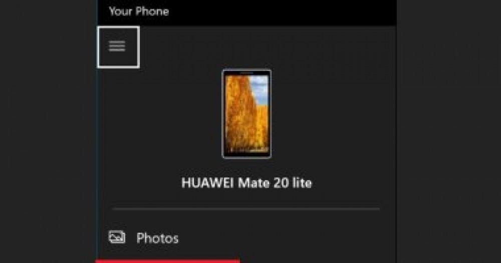 مايكروسوفت تختبر واجهة مستخدم جديدة لتطبيق Your Phone