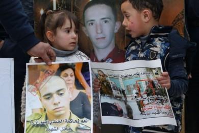"""الأمم المتحدة: الحكم على الجندي قاتل الشهيد الشريف """"مخفف وغير مقبول"""""""