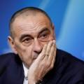 يوفنتوس يقيل مدربه ماوريتسيو ساري عقب الخروج من دوري أبطال أوروبا
