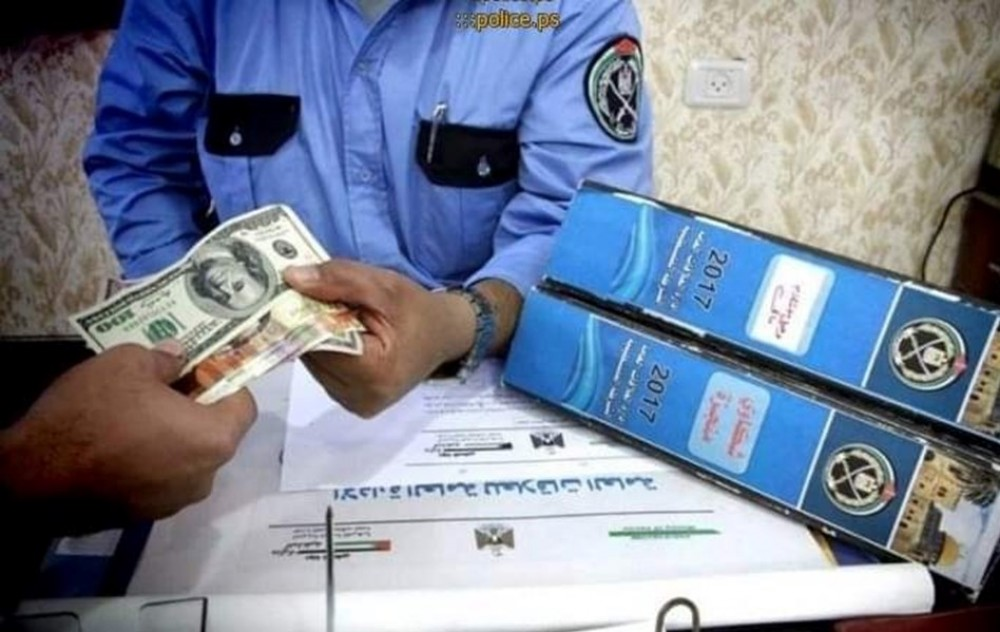 الشرطة تنهي  خلافين ماليين في جباليا وخانيونس