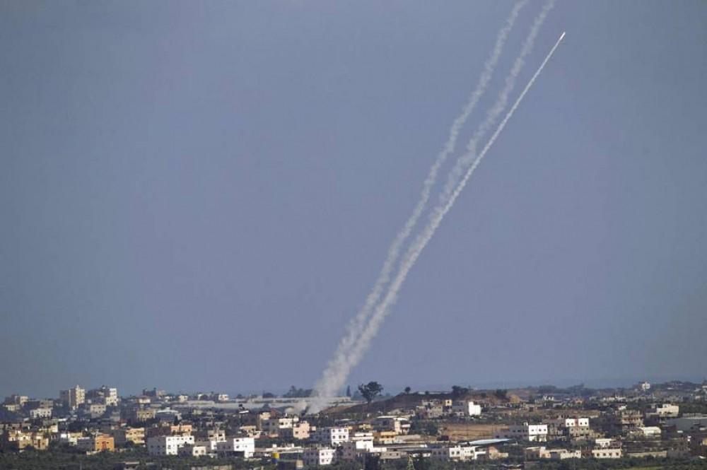 إطلاق صواريخ من غزة - أرشيف