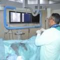 طاقم طبي ينقذ حياة شاب أربعيني بعد إصابته بجلطة دماغية
