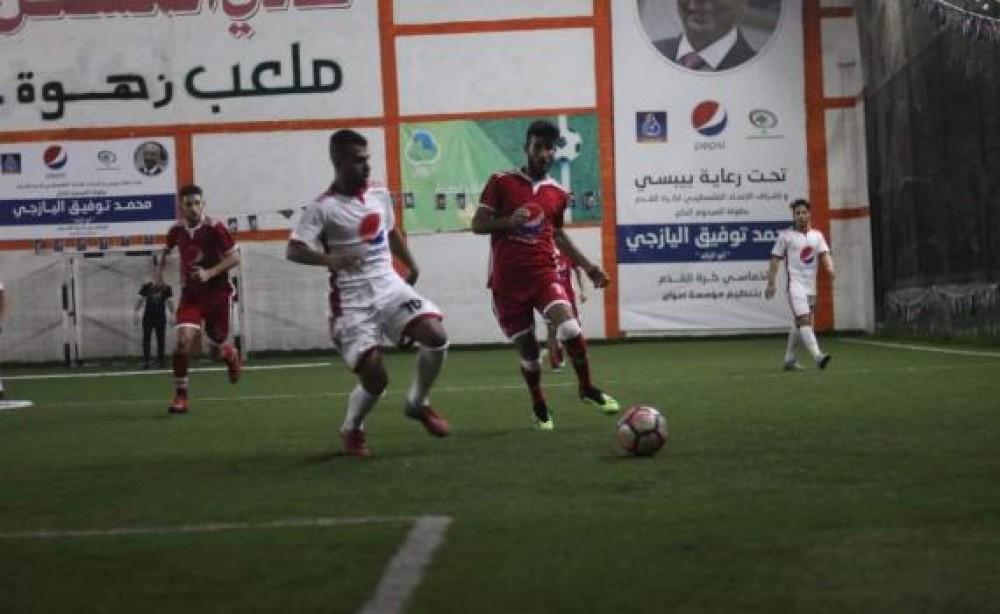 فوزان للحوانين والشجاعية ببطولة المرحوم محمد اليازجي الرمضانية
