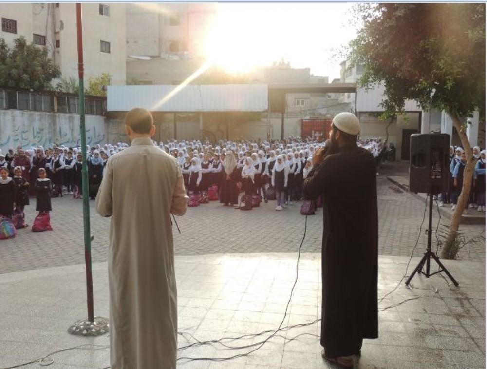 الاتحاد العالمي لعلماء المسلمين فرع فلسطين ينظم خمس ملتقيات إيمانية