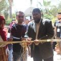 بلدية غزة تفتتح معرضاً خيرياً لدعم مصابي متلازمة