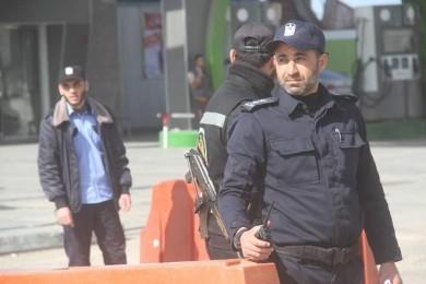 شرطة تل السلطان في محافظة رفح تنفذ 892 خلال نوفمبر