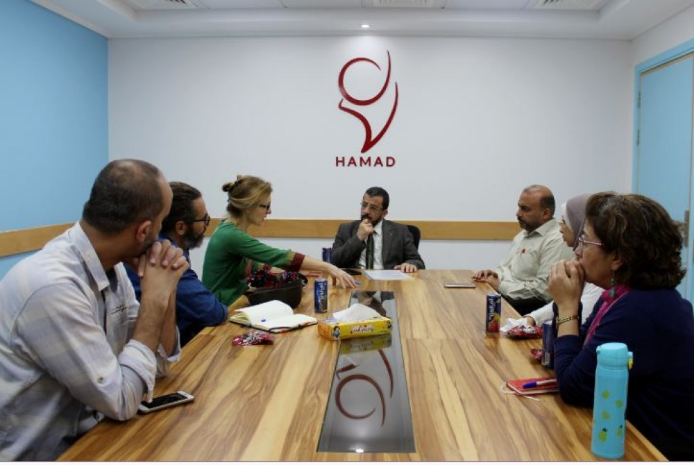 مستشفى حمد وأطباء بلجيكا يؤكدان على تعزيز التعاون لخدمة مبتوري الأطراف