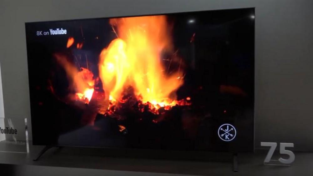 إل جي تكشف عن جيل جديد من أجهزة التلفاز المتطورة