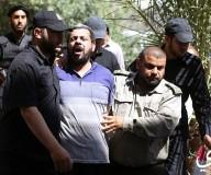 محاكمة قتلة الشهيد مازن فقها  - تصوير/ عطية درويش