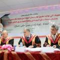 جامعة الأقصى تناقش أول رسالة ماجستير في برنامج الإدارة التربوية