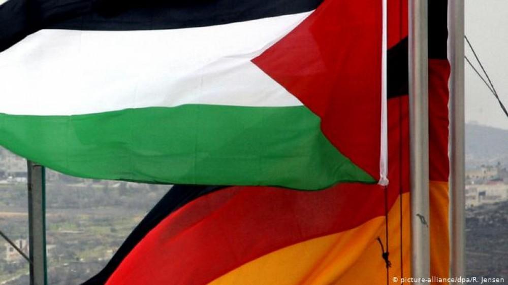 المانيا وفلسطين
