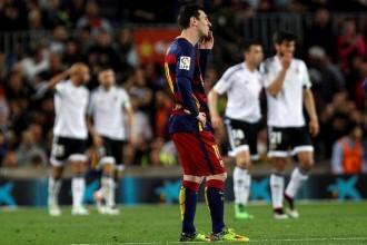 فيديو| برشلونة يخسر أمام فالنسيا والليغا تشتعل