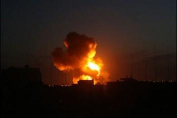 غارات إسرائيلية على مواقع للمقاومة في قطاع غزة