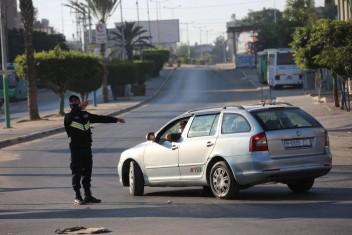 الشرطة تُحرر 529 مخالفة بحق متجاوزي إجراءات الوقاية