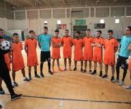 افتتاح بطولة الجامعات لكرة القدم في صالة سعد صايل  - تصوير | رشاد الترك