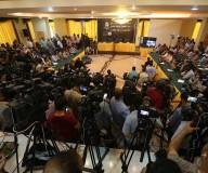 مؤتمر وزارة الداخلية للكشف عن تفاصيل اغتيال الشهيد فقهاء و