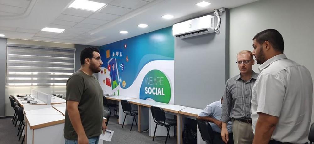 الداخلية تعزز تعاونها مع  الكلية الجامعية للعلوم التطبيقية