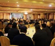 وزارة التربية والتعليم العالي ومجمع اللغة العربية يعقدان المؤتمر السنوي السادس لمجمع اللغة العربية بعنوان