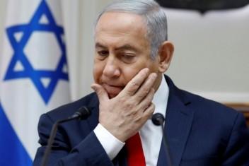 """""""نتنياهو"""" يقطع زيارته لواشنطن لمتابعة توتر الأوضاع مع غزة"""