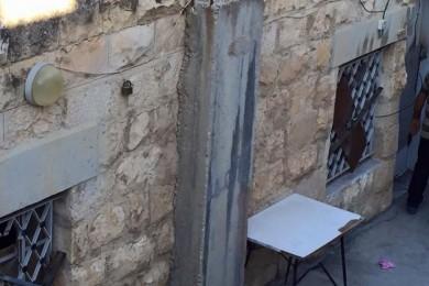 الاحتلال يغلق منزل الشهيد عدي أبو جمل بالقدس