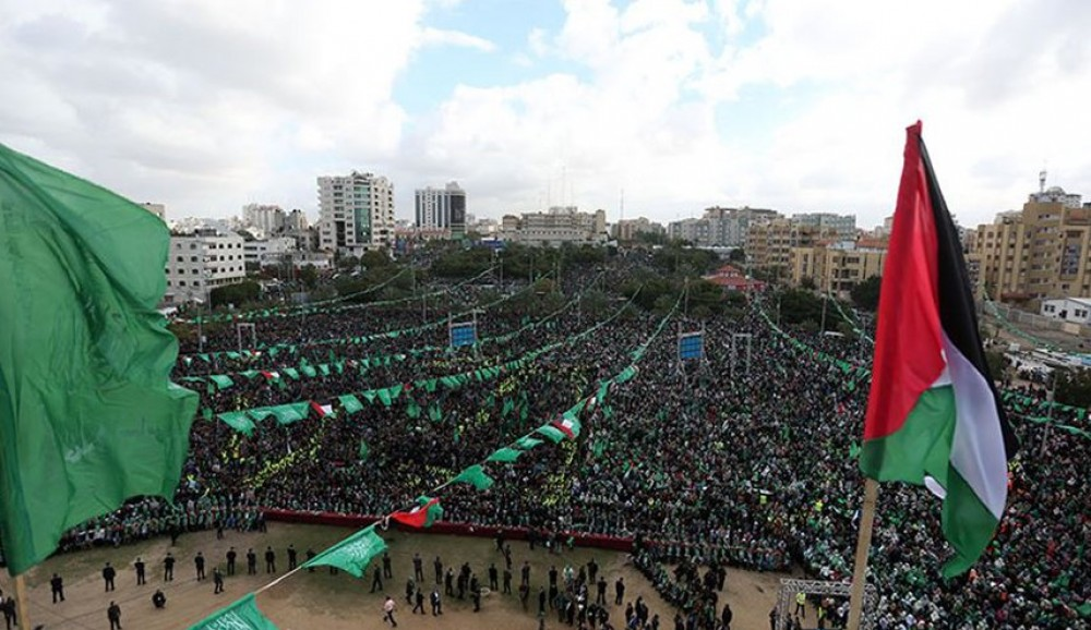 انطلاقة حماس ارشيف