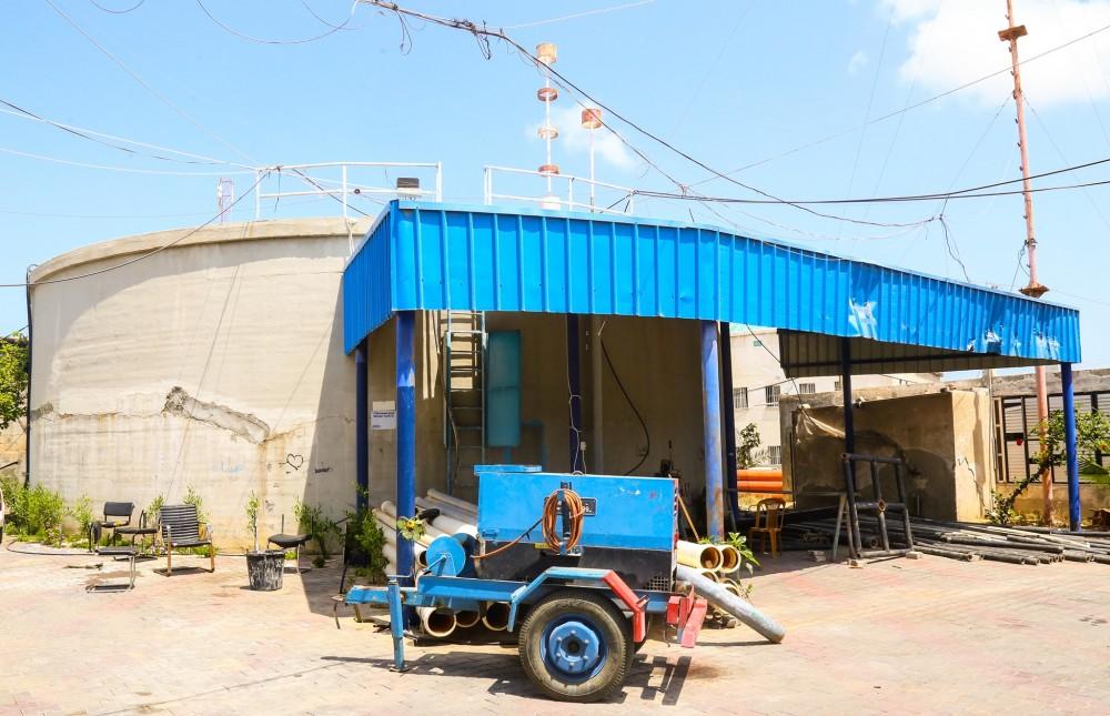 بلدية خان يونس: إنتاج 750 ألف كوب مياه وضخها إلى شبكة المواطنين