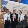رئيس جامعة الأقصى يعلن عن جائزةٍ لأفضل بحثٍ علميٍ طلابي