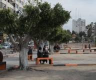 حديقة الجندي المجهول بغزة تلبس حُلة جديدة