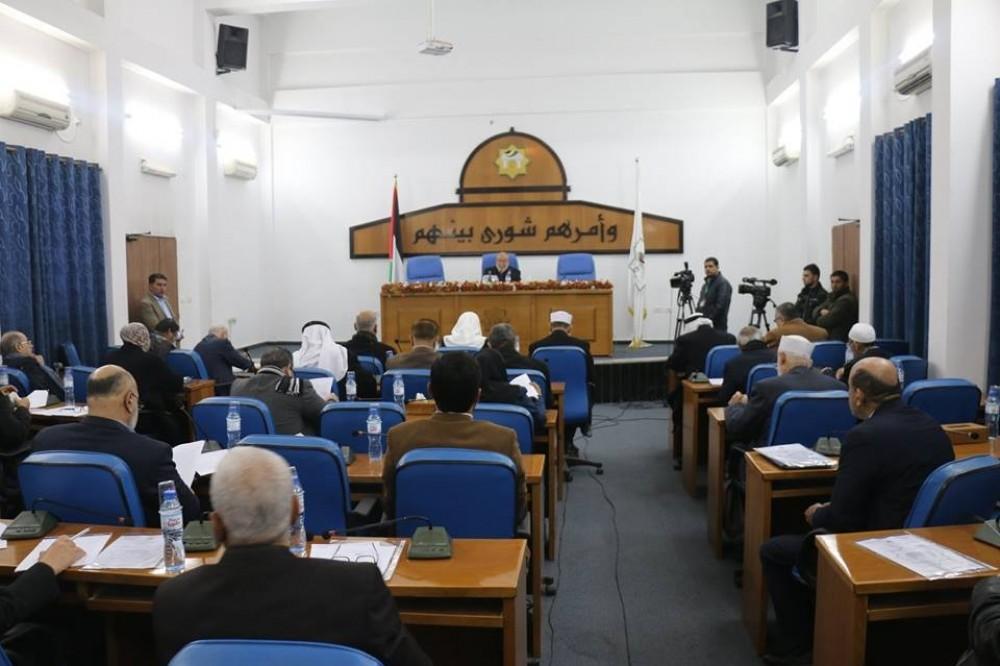 المجلس التشريعي - صورة أرشيفية