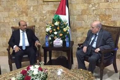 الحساينة: الدول العربية  تبذل  جهوداً لدعم  إعمارة غزة