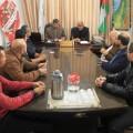 مدير عام الأملاك يزور أوقاف غزة لمتابعة سير العمل ببرنامج الأملاك المحوسب