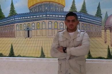 الأسير حسن شوكة يواصل إضرابه لليوم 12