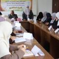 اتحاد علماء المسلمين  ينظم حفل تخريج دورة العرف العشائري