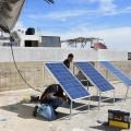 وحدات طاقة شمسية